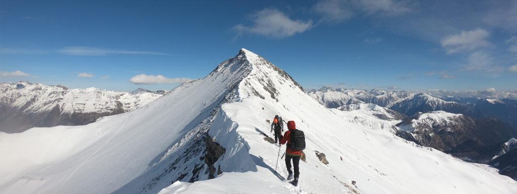 Mont Mounier (2817m) depuis Valberg