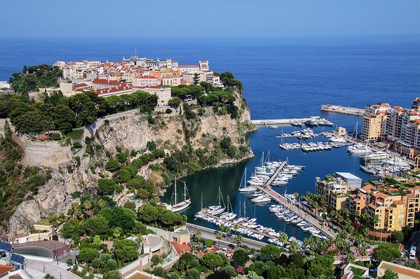 Solid Rusk Monaco