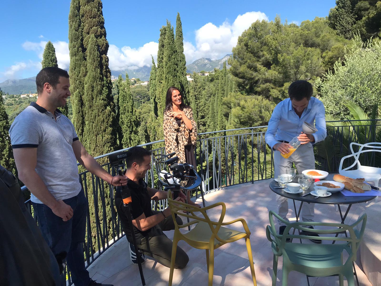 Filmmaker Monaco